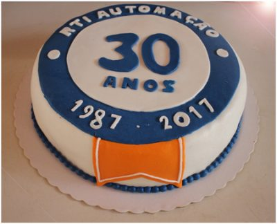 RTI Automação 30 anos